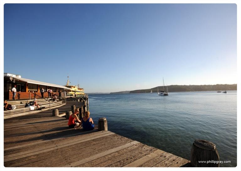Sydney - Manly Wharf Arvo1