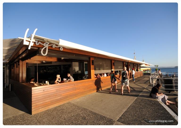 Sydney - Manly Wharf Arvo2