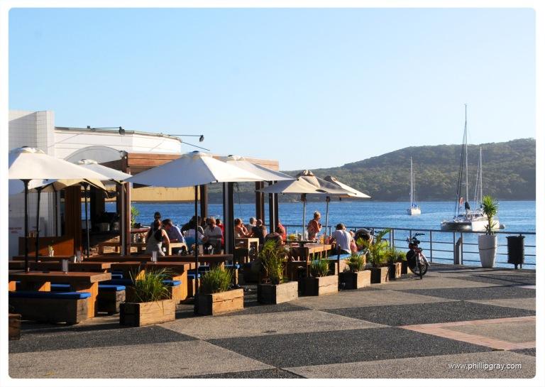 Sydney - Manly Wharf Arvo4