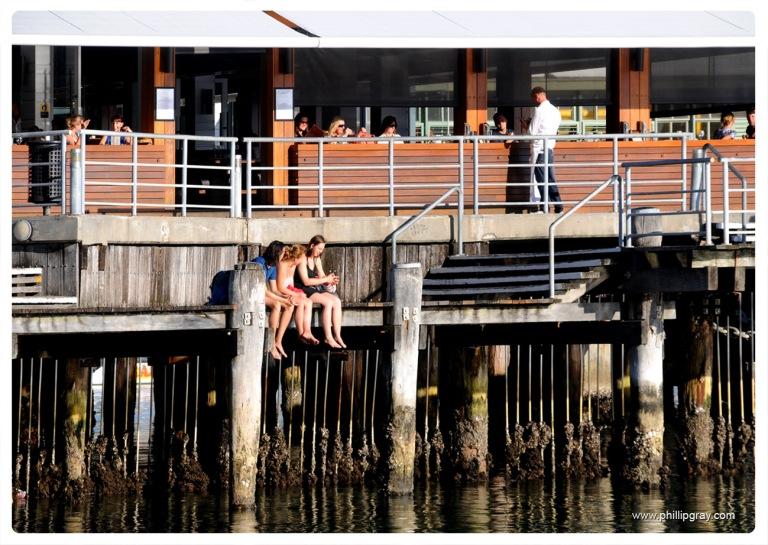 Sydney - Manly Wharf Arvo5