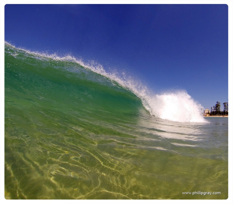 Sydney - Queenscliff Waves O2