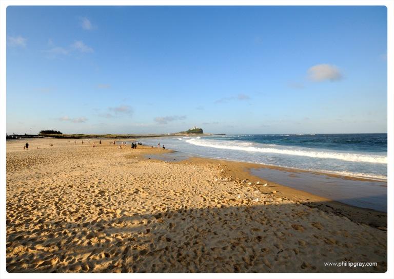 Newcastle - Nobbys Beach1