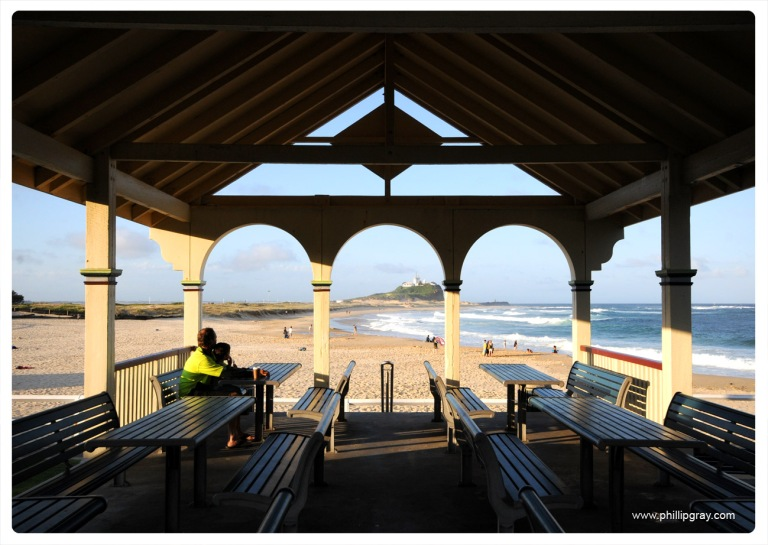 Newcastle - Nobbys Beach2