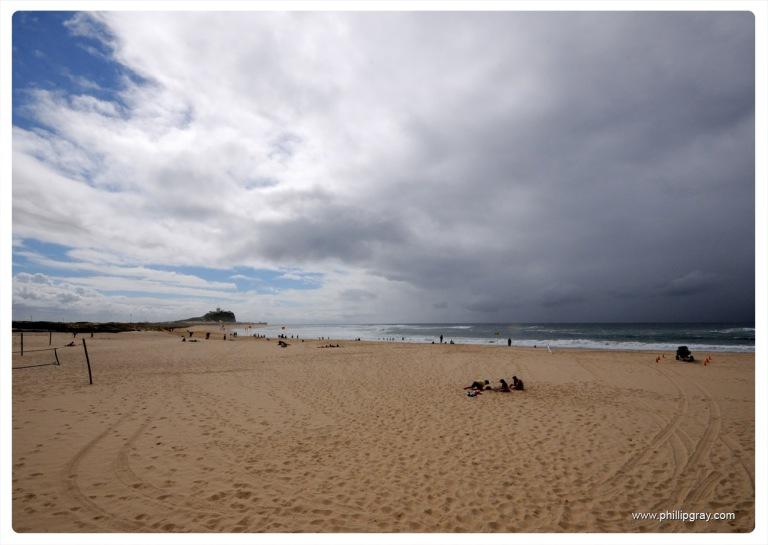 Newcastle - Nobbys Beach3