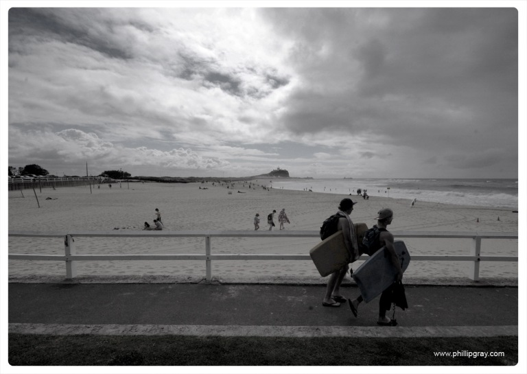 Newcastle - Nobbys Beach4