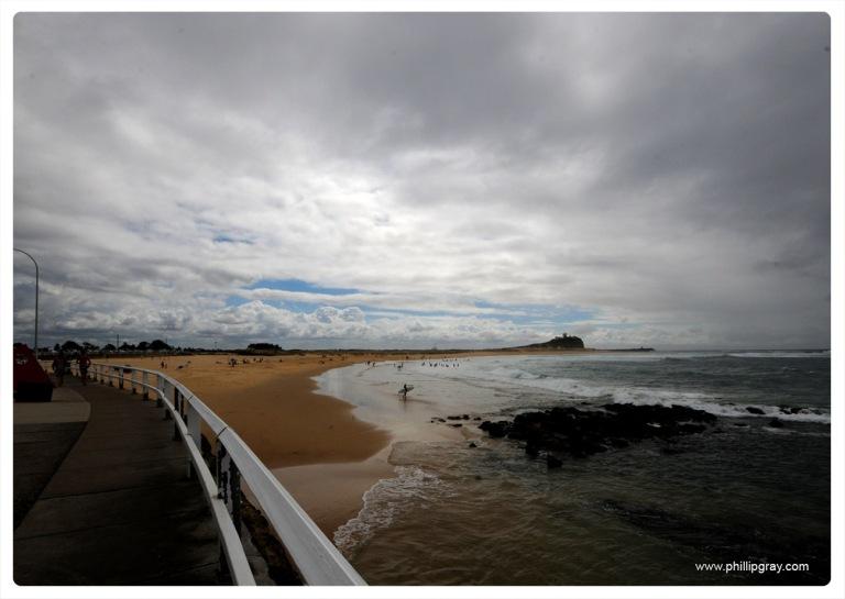 Newcastle - Nobbys Beach6