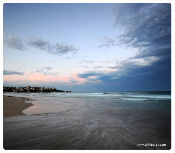 Sydney - Manly Beach Evening 2