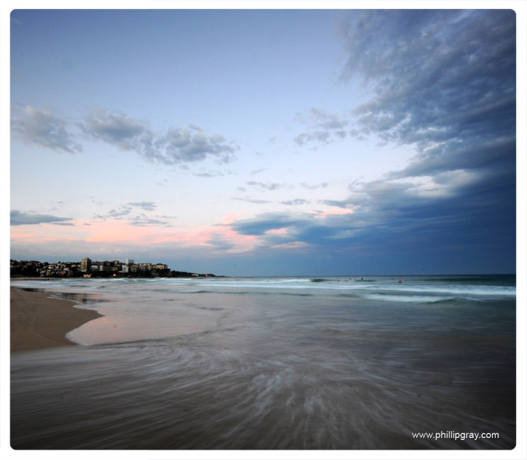 Sydney - Manly Beach Evening 2