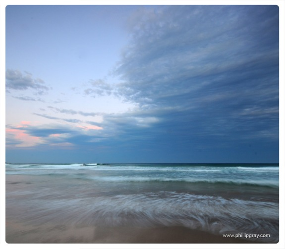 Sydney - Manly Beach Evening 3