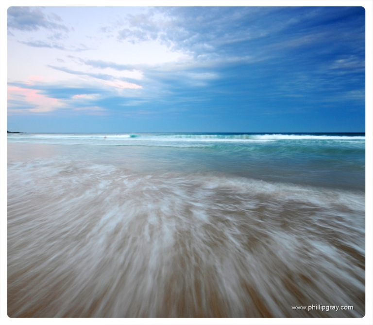 Sydney - Manly Beach Evening 4