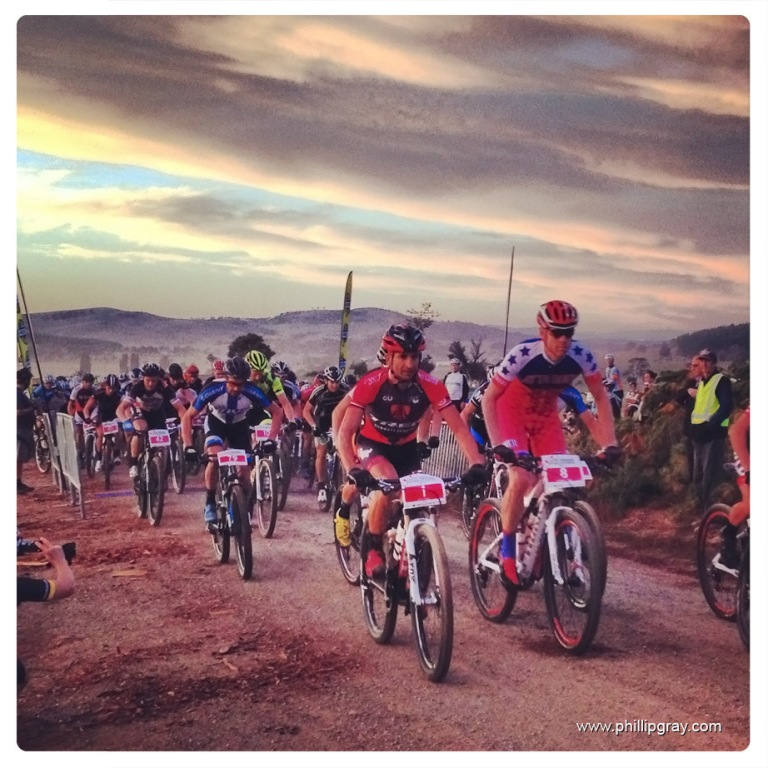 Canberra - MTB Capital Punishment 2014 2