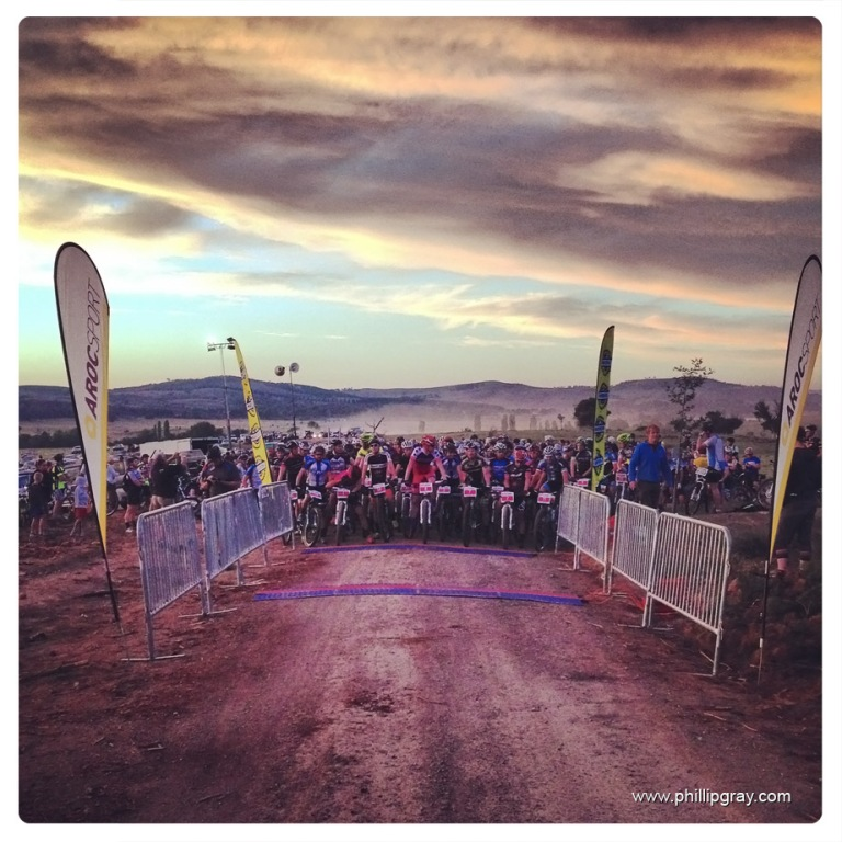 Canberra - MTB Capital Punishment 2014