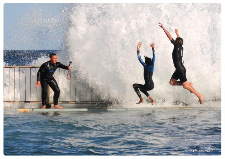Sydney - Queenscliff Pool Oct2