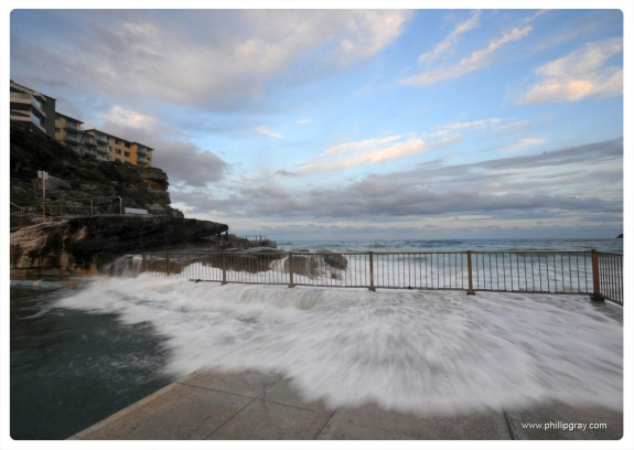 Sydney - Queenscliff Pool Waves3