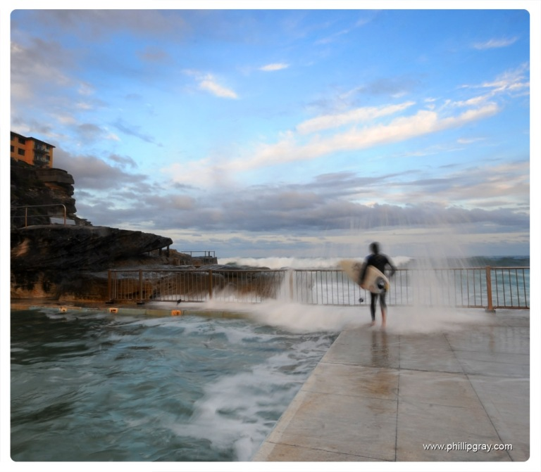 Sydney - Queenscliff Pool Waves5