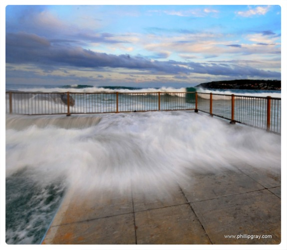 Sydney - Queenscliff Pool Waves6