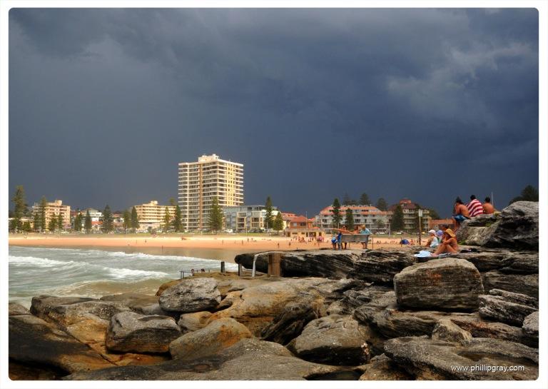 Sydney - Queenscliff Storm 1