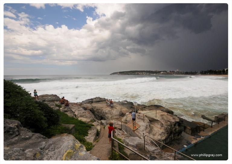 Sydney - Queenscliff Storm 2