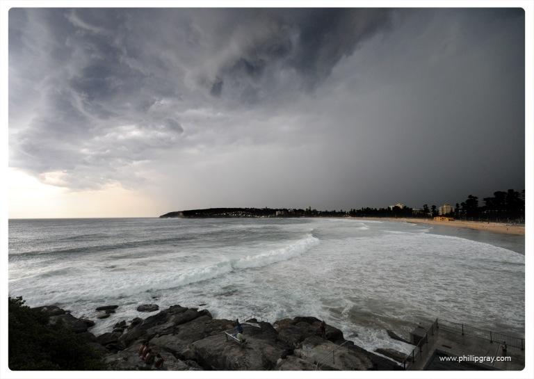 Sydney - Queenscliff Storm 3