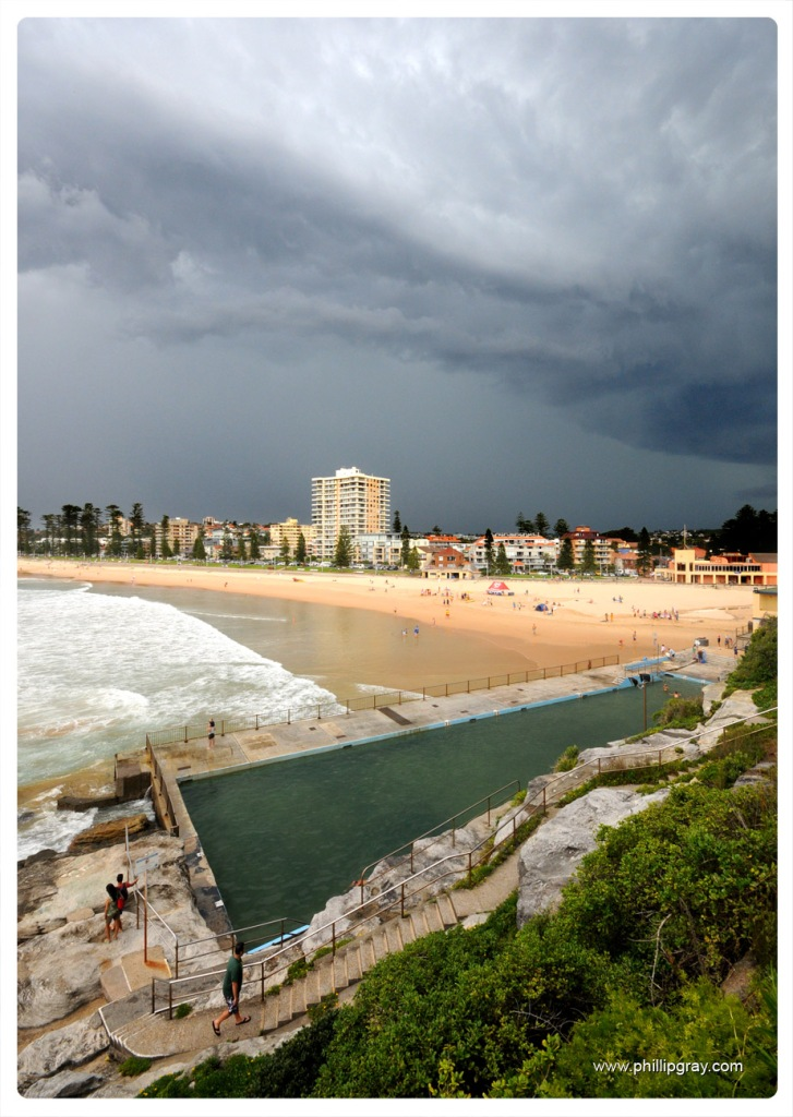 Sydney - Queenscliff Storm 4