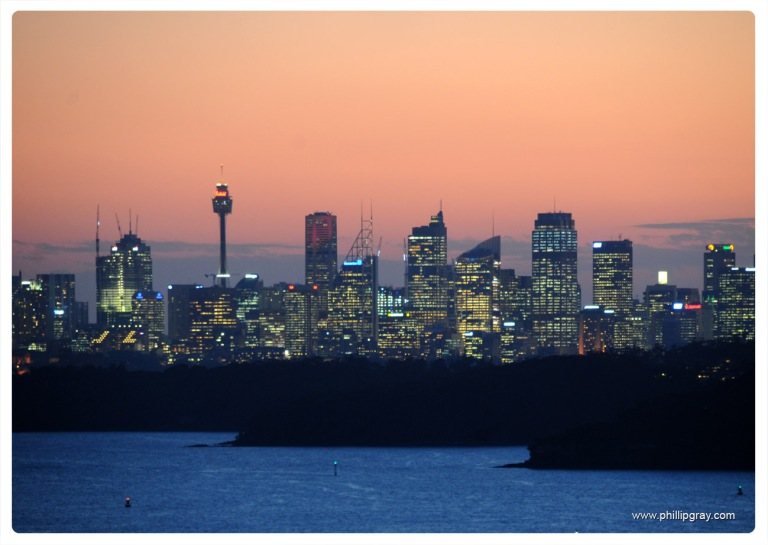 Sydney - City from NH 1