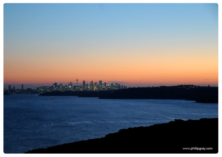 Sydney - City from NH 2