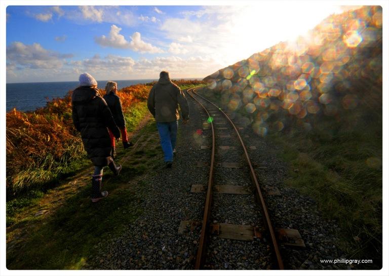 UK - Isle of Man - Groudle Glen3