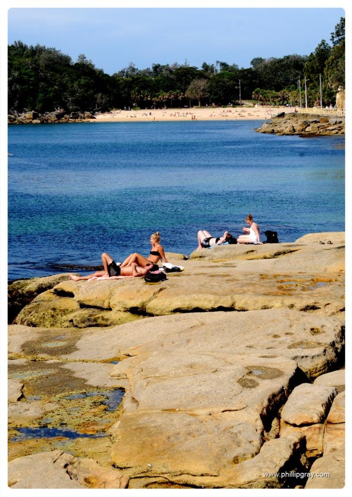Sydney - Manly Sunny Days 16