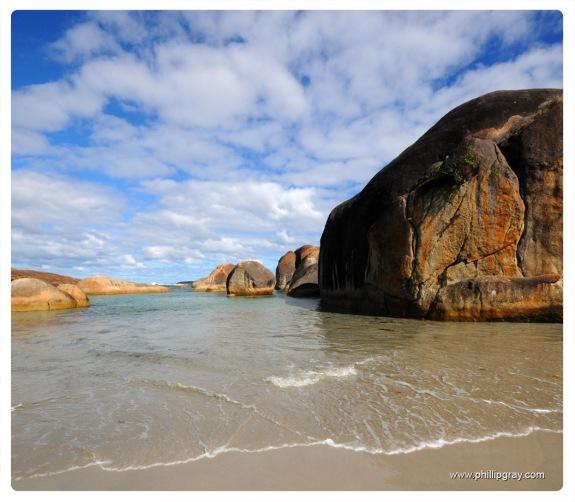 WA - Denmark Elephant Rocks1