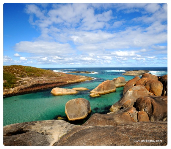 WA - Denmark Elephant Rocks5