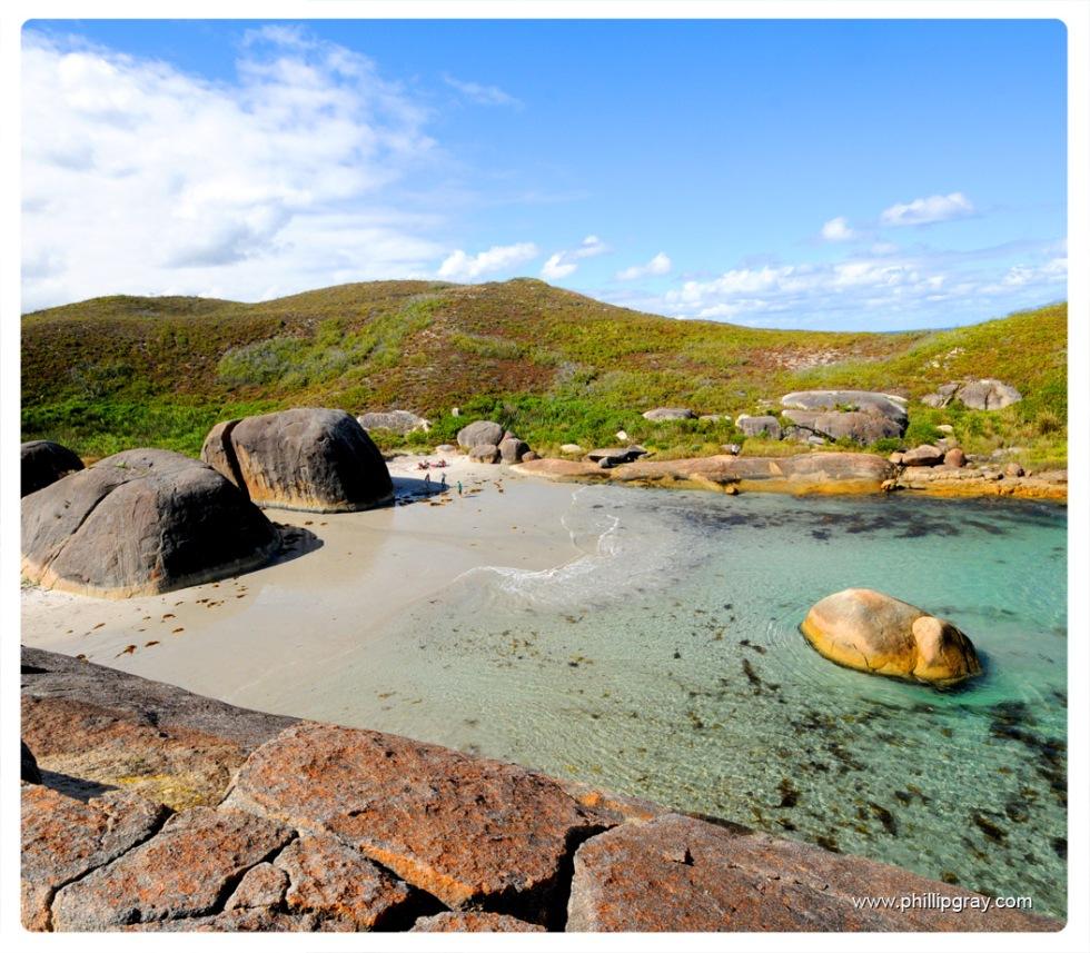 WA - Denmark Elephant Rocks6